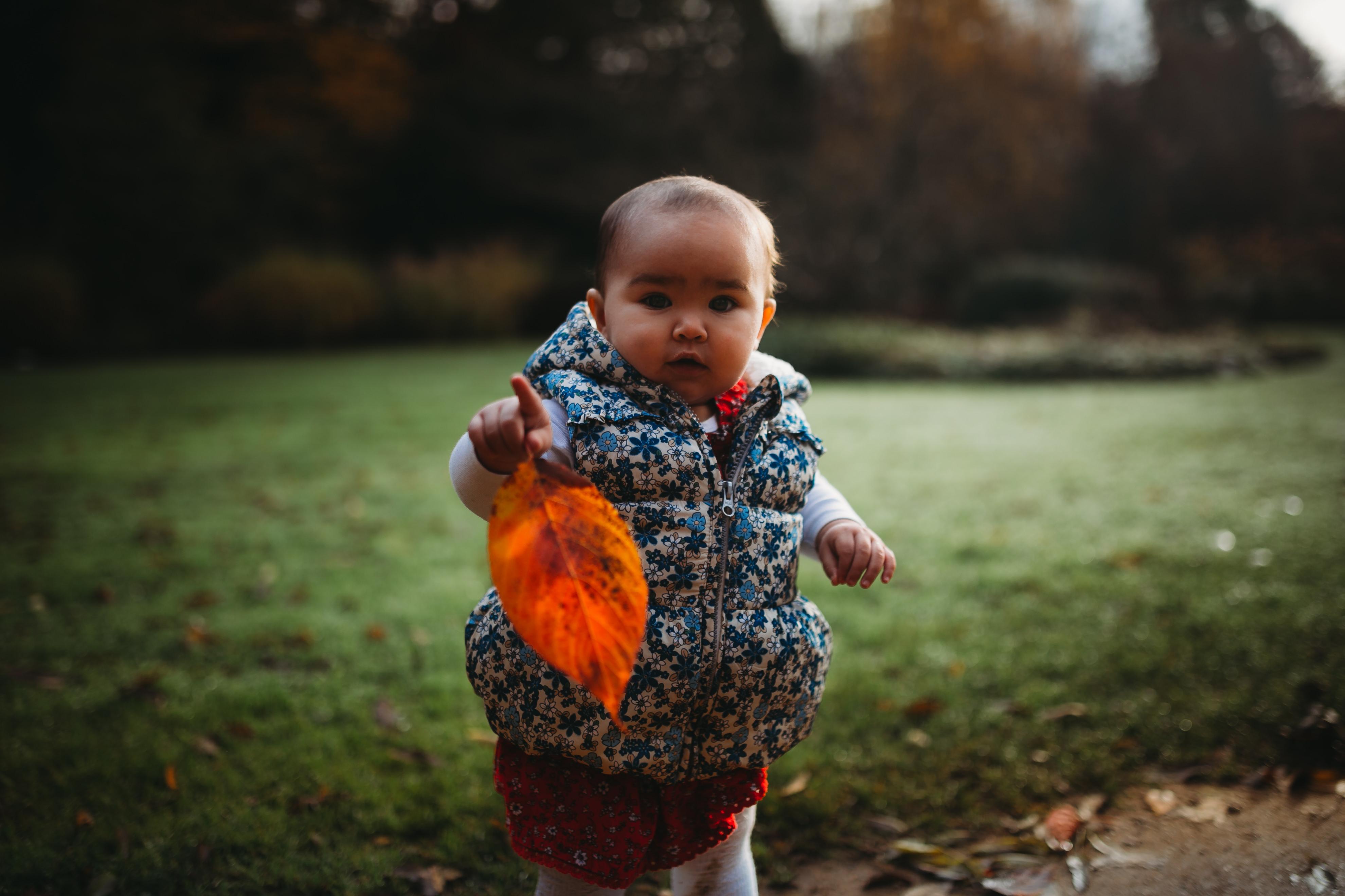 Reading University Harris Gardens - Autumn Sapna Odlin Photography