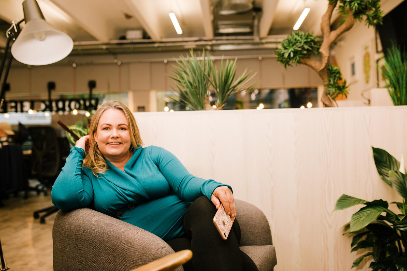 Julie Provino VeryHR - Personal Branding Sapna Odlin Photography