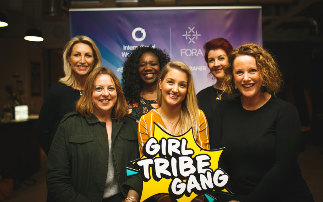 Reading Fora Thames Tower – Girl Tribe Gang